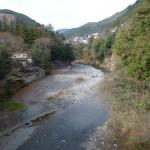 氷川野営場キャンプサイト全景